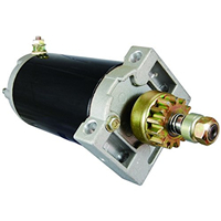 Starter Motor for 1122940 5705340 Outboard Marine Corp (OMC) 384163 387684 389275 585063 585603 586280 Prestolite 20513579TBA 46-2122 46-2299 46-2400 46-2439 46-976 MGD4007 MGD4007A MGD4113 MKW4006 MK